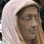 Santa Luisa nel giardino di San Salvario