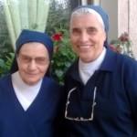 Suor Vincenza Pesenti e Suor Lucia Moretti
